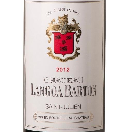 Barton Langoa Label