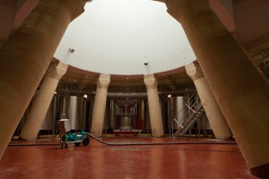 Pichon vat room
