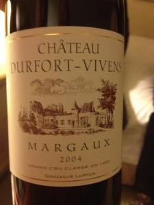 2004 Durfort-Vivens