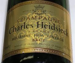 1996 Charles Heidsieck