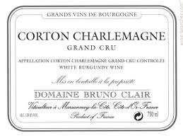 2002 Corton Charlemagne