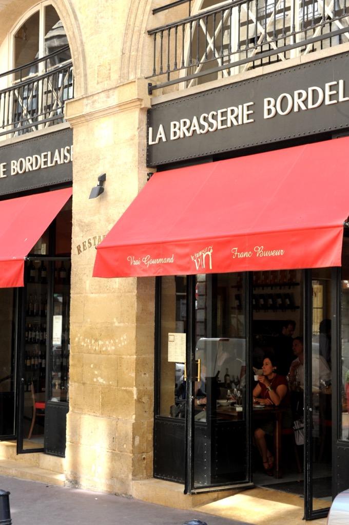 in Old Bordeaux