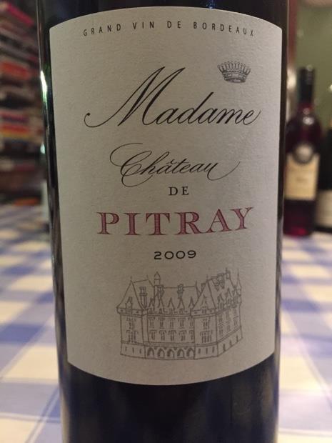 Madame de Ch. Pitray