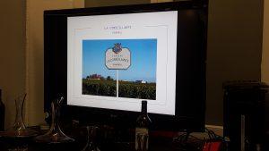 Presentation at Max Wine