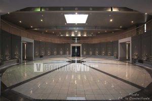 New vat room